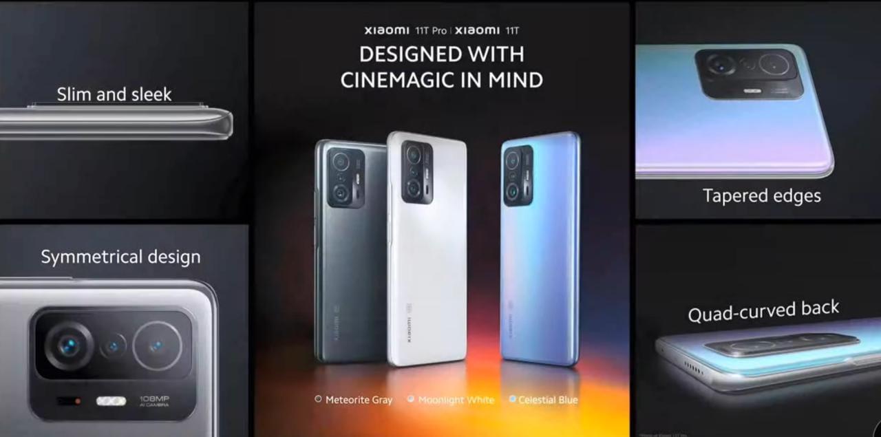Xiaomi Mi 11T Pro 5G