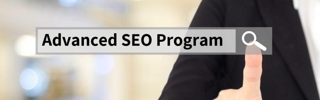 Web Trainings Seo Program